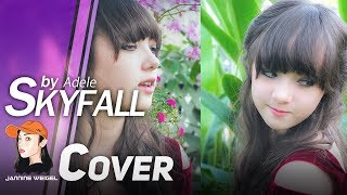 Skyfall Adele (Cover By 12 Years Old Jannina W)
