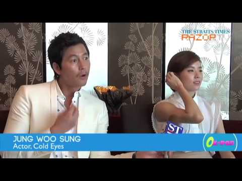 [Eng] Han Hyo Joo interview with Singapore media