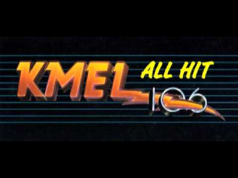 KMEL 106.1 San Francisco - 15 August 1986