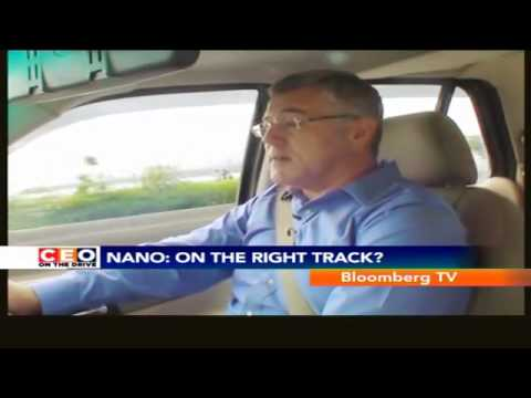 CEO On The Drive - On The Drive With Tata Motors' MD Karl Slym