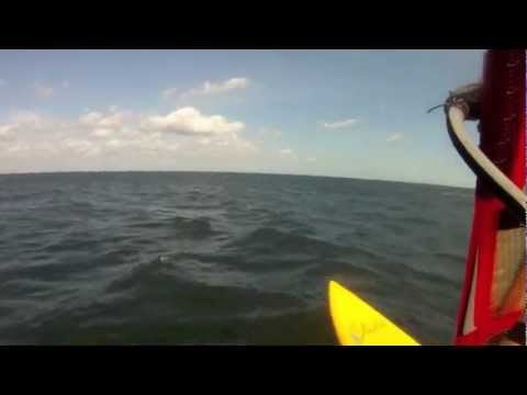 GoPro Windsurfing - Old bottles, new wine!