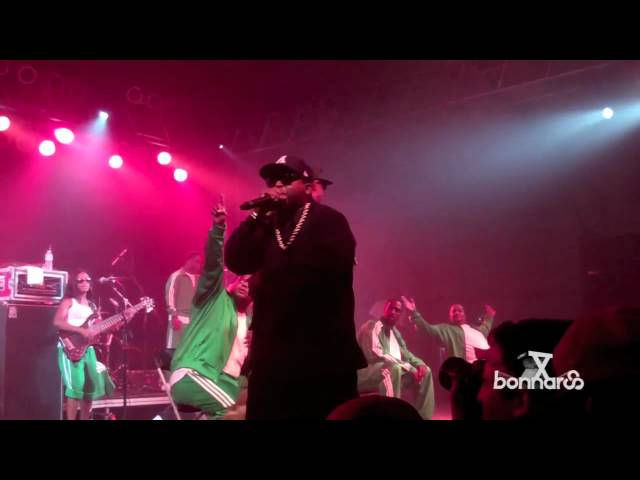 "Big Boi Plays ""So Fresh So Clean"" at Bonnaroo 2011"