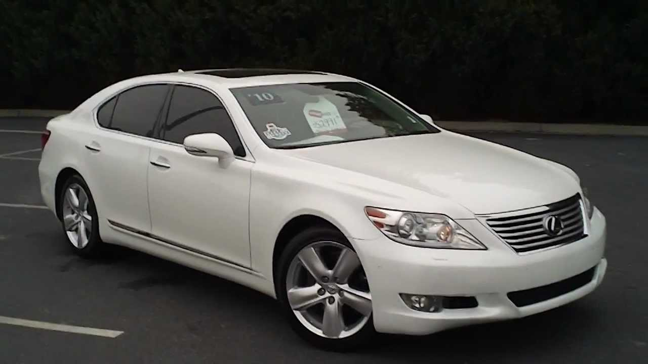 2010 Lexus LS460 - Five Star Automotive Used Cars ...