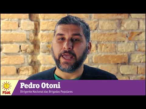 [Pedro Otoni | Dirigente Nacional das Brigadas Populares]