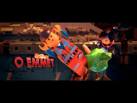 The Lego Movie / Λέγκο Η Ταινία (2014) - Trailer #2 HD Μεταγλωτισμένο