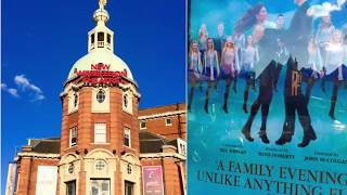 RIVERDANCE in New Wimbledon Theatre.
