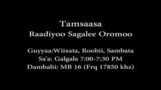 Waa'ee Bu'ura Miidiyaa Madda Walaabuu Dhageessanii?