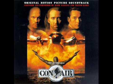 Con Air-The Takeover [Soundtrack]
