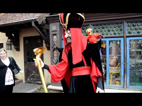 29-09-2012 - Jafar - Halloween Disneyland Paris