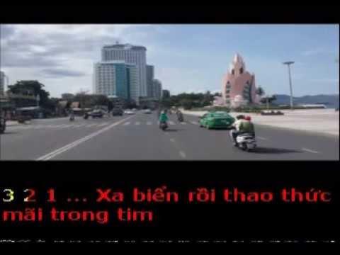 NHỚ BIỂN NHA TRANG - Thơ : Bùi Thi Sĩ  - Phổ nhạc: Hải Anh karaoke khong loi
