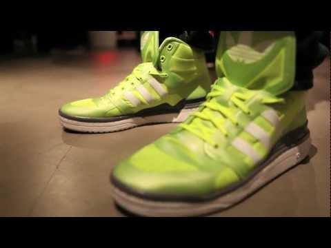 Фотоотчет с вечеринки посвященной The Run и adidas Originals (Обновление 27.10.11)