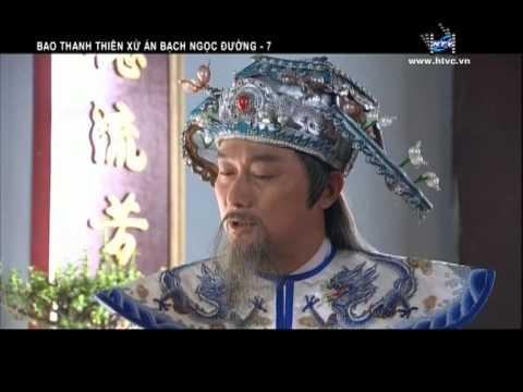 Bao Thanh Thiên Xử Án Bạch Ngọc Đường 7