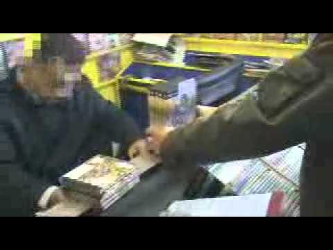 Закрытие точки продаж контрафактных Героев 6