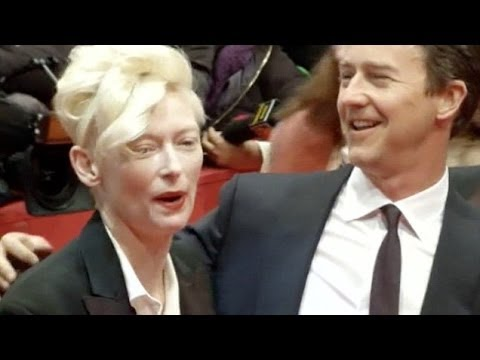 Tilda Swinton at The 64th Berlin Film Festival! | Feb 2014