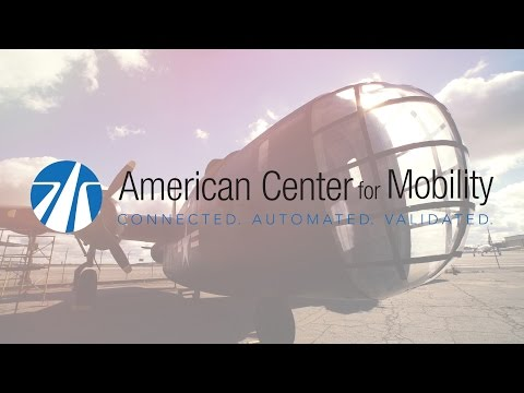 Groundbreaking at the American Center for Mobility | MEDC