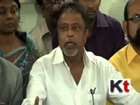 Mukul Roy's speech on Election