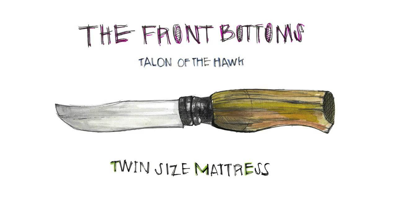 The Front Bottoms Twin Size Mattress ficial
