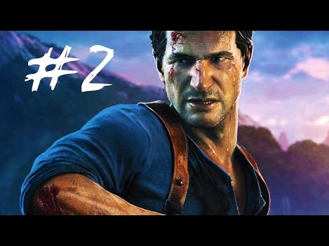 Uncharted 4 Gameplay Part 2 - EVIL VILLAINS!! (Uncharted 4 Multiplayer 60fps PS4)