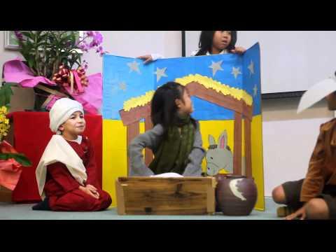 World Mission Christian School Christmas Program 2011 (4) - Okinawa, Japan