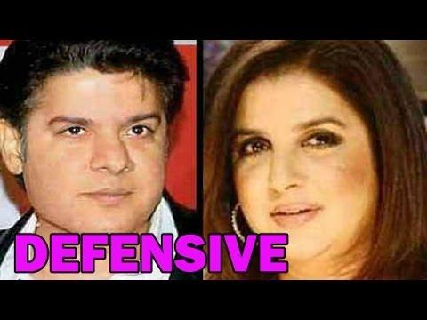 Farah Khan DEFENDS brother Sajid Khan  | Bollywood News