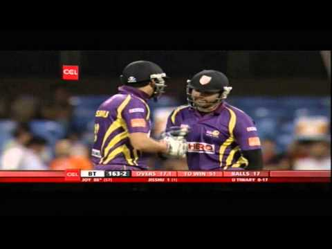 Bhojpuri Dabanggs Vs Bengal Tigers 2nd Inn | Over 15-20 | Bangalore