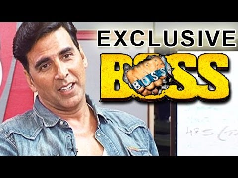 Boss - Akshay Kumar talks about Ranbir & Katrina's Bikini pictures, Bollywood, vulgar lyrics & more