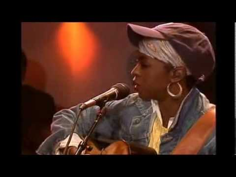Lauryn Hill I Find It Hard To Say (Rebel) Live