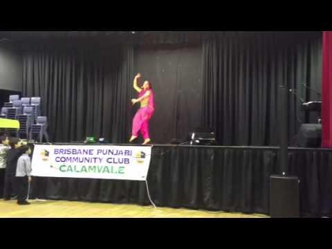 Punjabi Dance Performance