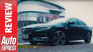 Vauxhall Insignia Grand Sport review - can it beat BMW, Audi and Mercedes?. Auto Express.