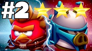 Angry Birds Star Wars 2 Levels P4-9, P4-10, P4-11, P4-12