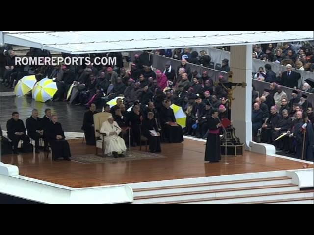 Pope\'s General Audience: The Eucharist is a mystery and it\'s the heart of our Church