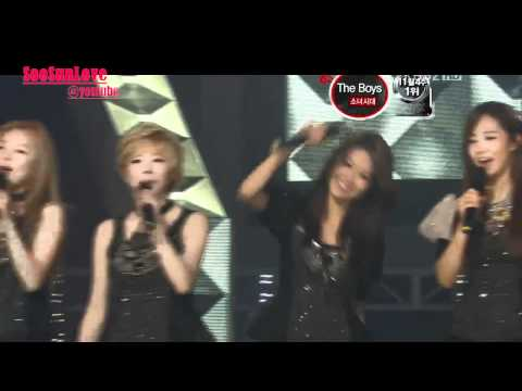 Snsd SooSun Moment #26 The Boys Ending Winner*6