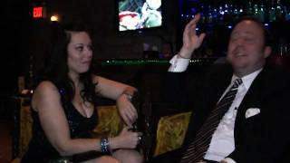 A rough cut scene from the Movie Redemption and Sunshine shot at V lounge in Astoria Queens 35-55 33rd Street, Queens, NY. Penelope Meets James Maddox and Frankie Diamico for the first time.