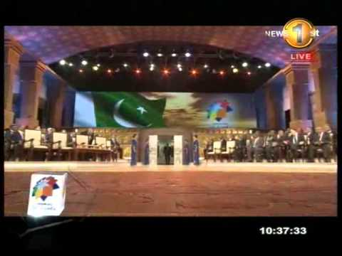 CHOGM 2013 | Opening Ceremony - 15-11-2013