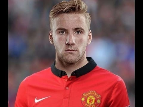 MANCHESTER UNITED SIGN LUKE SHAW (MEDICAL REQUIRED) FUCKING HELL 2 IN 1 DAY!