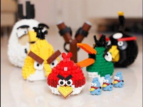 Build with chrome  - LEGO Angry Birds 레고 앵그리 버드 (돼지) 만드는 방법