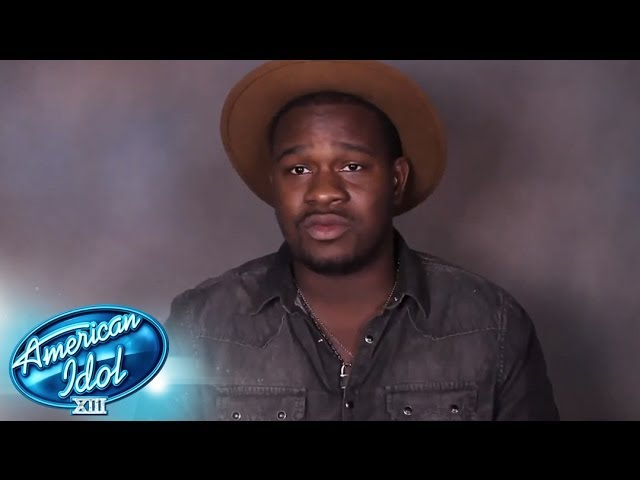 C.J. Harris: Top 8 Finalist Diaries - AMERICAN IDOL SEASON XIII
