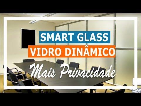 Controle sua privacidade com Weiku Switch Glass - Vidro inteligente - Smartglass