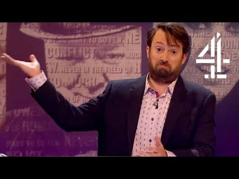 Was it Something I Said? | Deleted Scene: Scientology | Channel 4