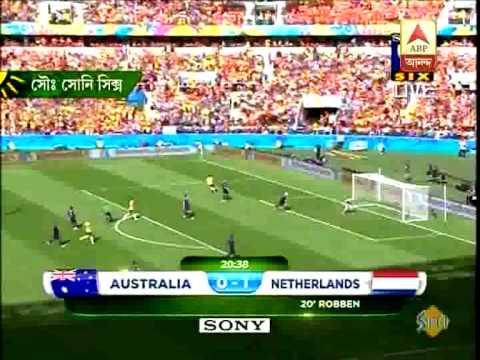 Netherlands beat Australia 3-2 in World Cup
