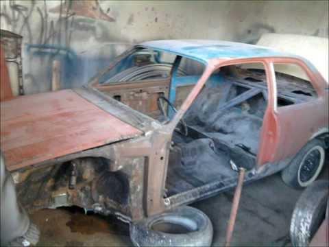 restauração do chevette 76
