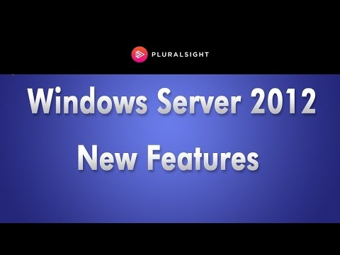 Best of TechEd 2012: New Features in Windows Server 2012