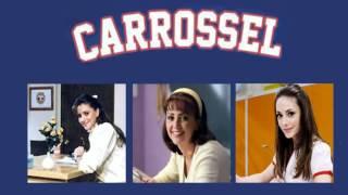 Carrossel 2012 Personagens E Comparação