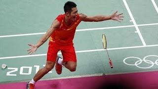 Lee Chong Wei Vs Lin Dan Olympic London 2012 Match Point