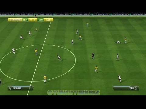 World Cup 2014 Prediction with FIFA14 - Brazil vs. Germany