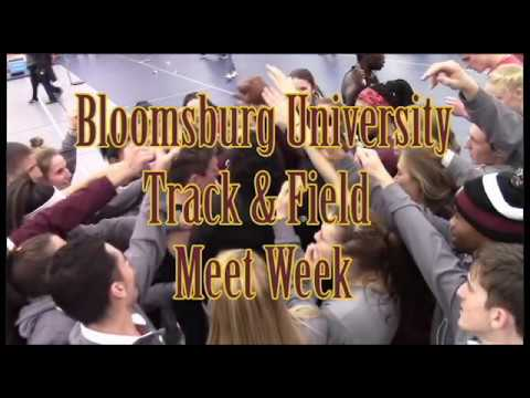 Bloomsburg Track & Field 2016-2017 Documentary