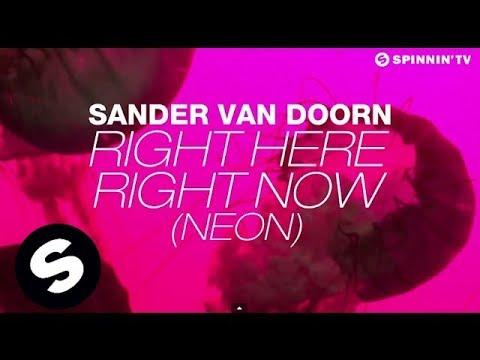 Sander van Doorn - Right Here Right Now (Neon) [Lyric Video]