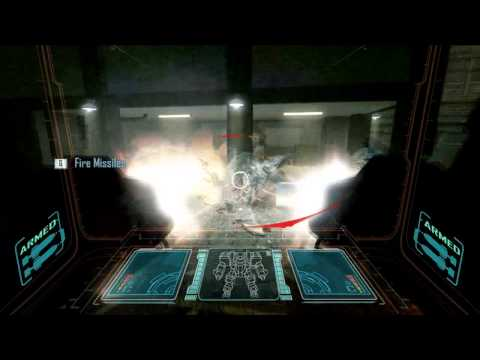 BRUTAL DEATH NEGA MECHA DESTRUCTION. F.E.A.R. 2 part 8