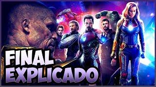 Infinity War explicación final con escena post creditos | Top Cinema