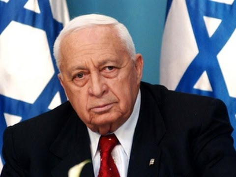 Ariel Sharon dead at 85